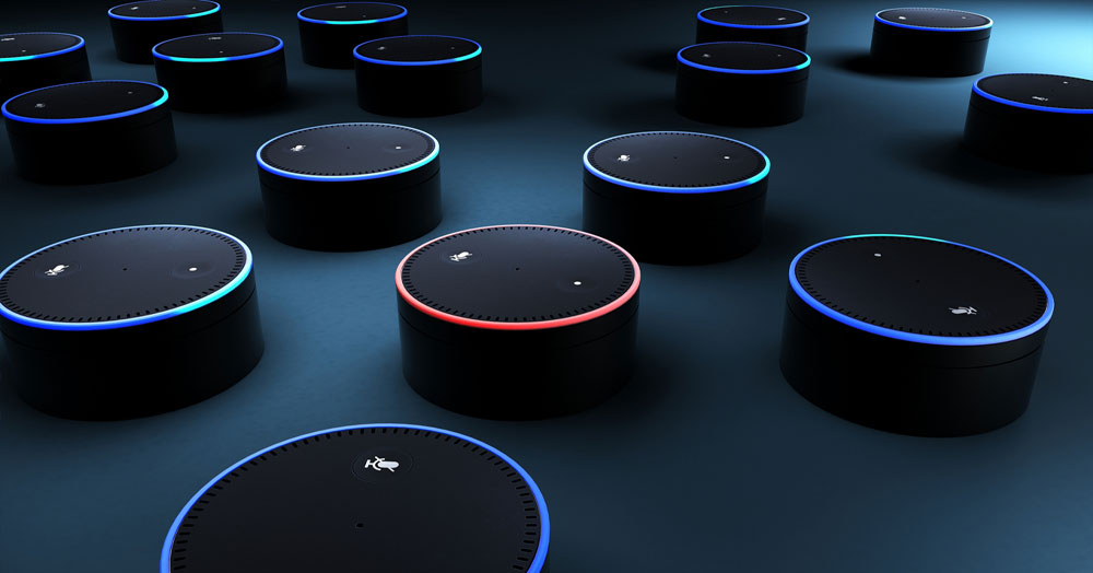 Alexa Three and Mi-Pay top-up via voice