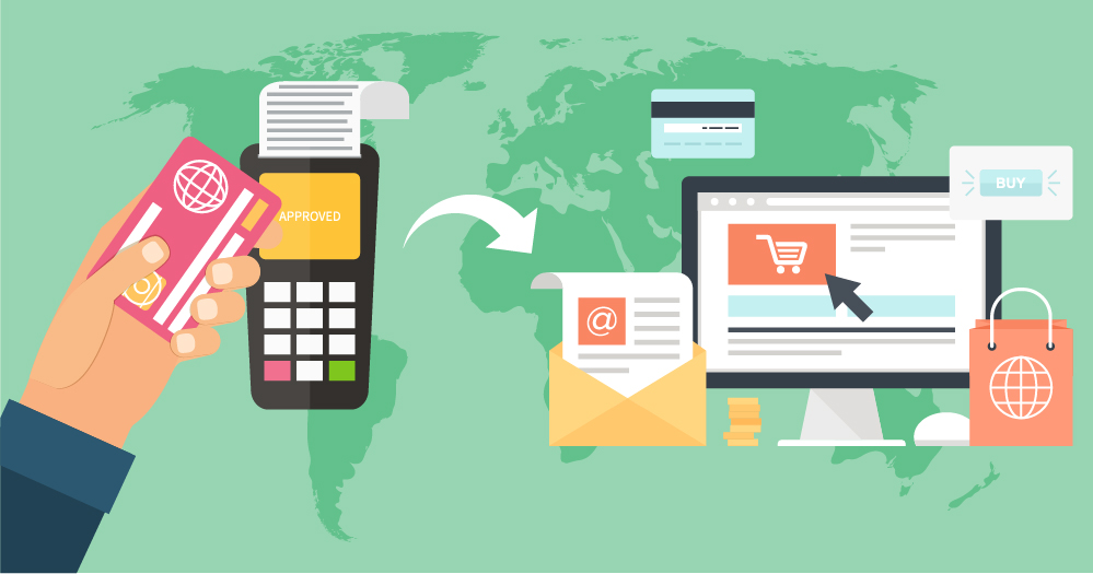 Contactless payments as a bridge to e-commerce