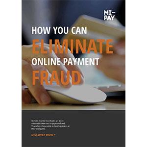 Hoe je online betalingsfraude kunt elimineren